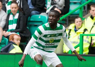 Racing Genk huurt Eboue Kouassi tot aan het einde van het seizoen van Celtic