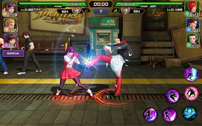 KOF ALLSTAR APK screenshot thumbnail 20