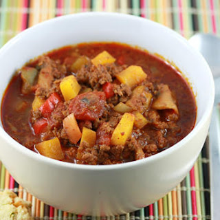 Beanless Low Carb Chili Con Carne