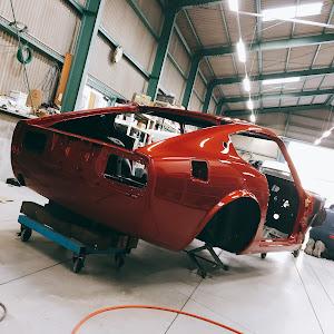 フェアレディZ S30 240z   1973年のカスタム事例画像 240zさんの2018年06月04日09:54の投稿