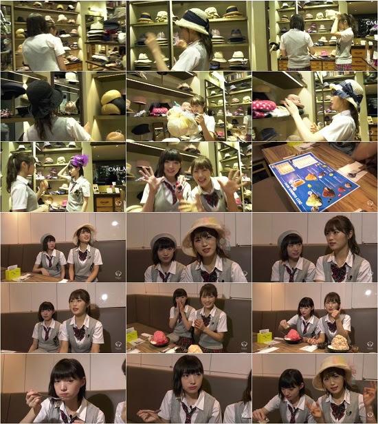 (TV-Variety)(720p) (NMB48) Pokupoku Hyakkei Mogumogu Tabi ep38