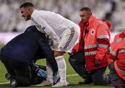Is stress hét probleem van Hazard? Wij zien toch ook enkele andere oorzaken voor golf aan blessures
