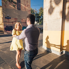 Wedding photographer Natalya Drachinskaya (Drachinskaya). Photo of 01.10.2015