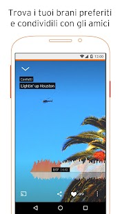 SoundCloud - musica e audio- miniatura screenshot