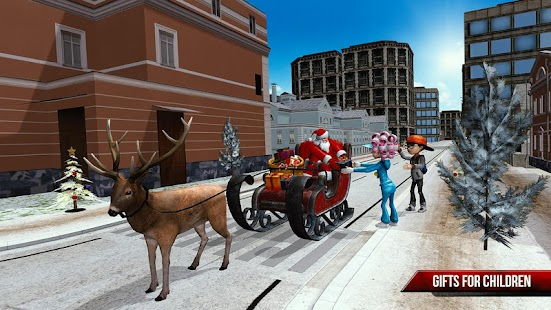 Download Christmas Santa Gift Delivery Simulator Hero for PC and MAC