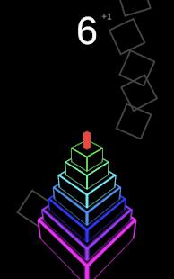 Download Neon Block Tower For PC Windows and Mac apk screenshot 12