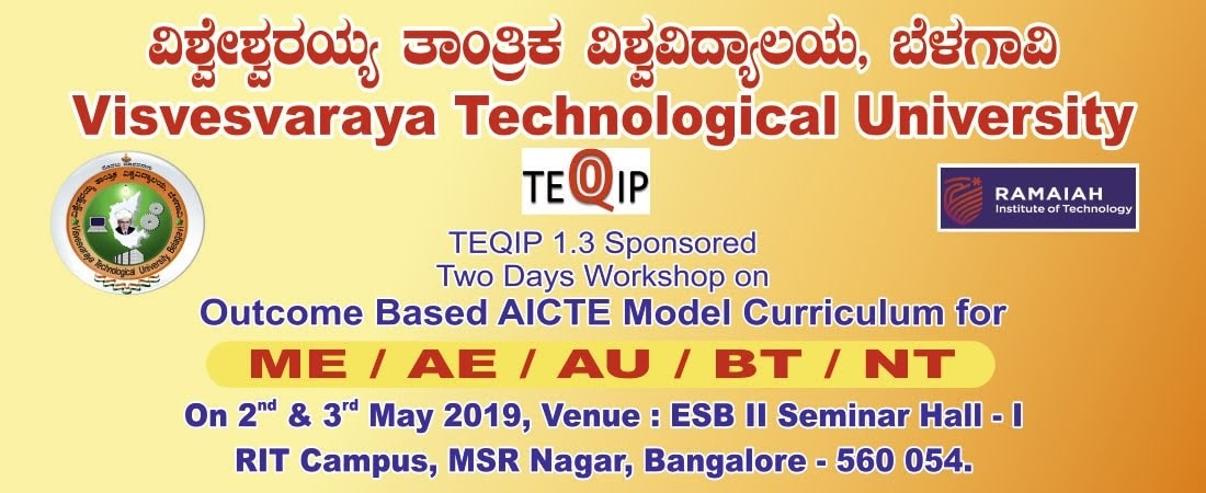 TEQIP AICTE Workshop