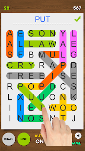 Word Search Unlimited PRO Screenshot