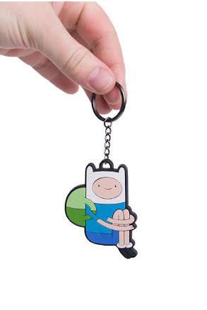 Nyckelring Finn