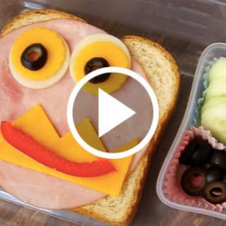 Easy Lunch Idea for Kids.