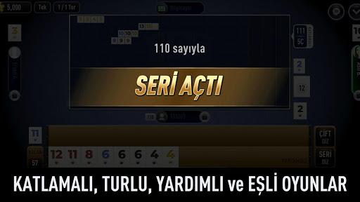 101 Yu00fczbir Okey Elit 1.1.24 screenshots 4