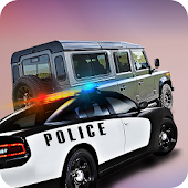 Offroad 4X4 Jeep Police Escape