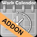 Work Calendar Addon for Dropbox icon