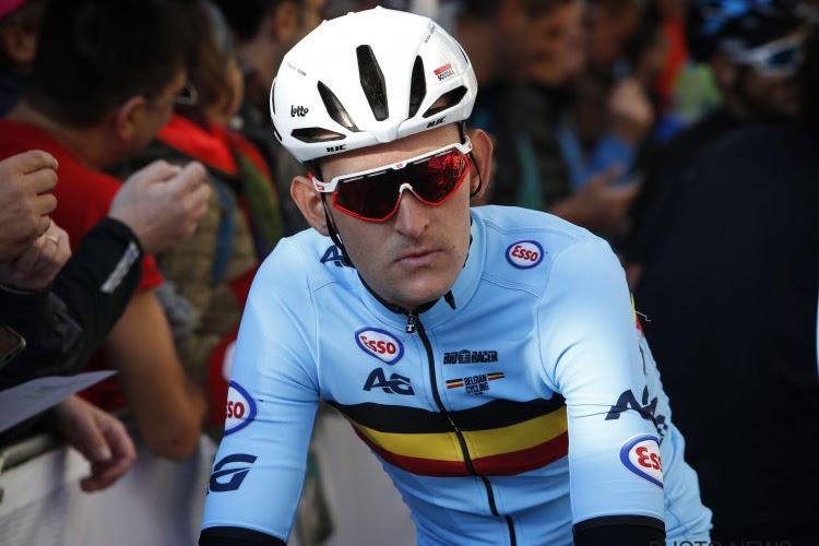 Un cycliste belge décide de faire l'impasse sur les classiques wallonnes