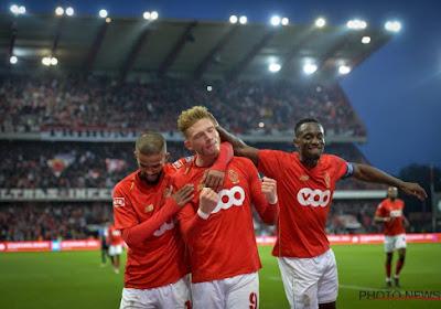 Brillant en tribunes et sur le terrain, le Standard inflige avec brio une première défaite à Bruges