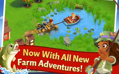 FarmVille 2 Country Escape Mod Apk 16.5.6377 (Free Shopping + Gems) 8