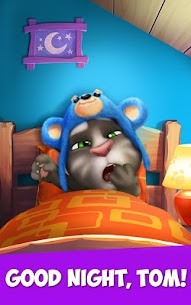 My Talking Tom MOD 4.7.2.91 (Unlimited Coins) Apk 10