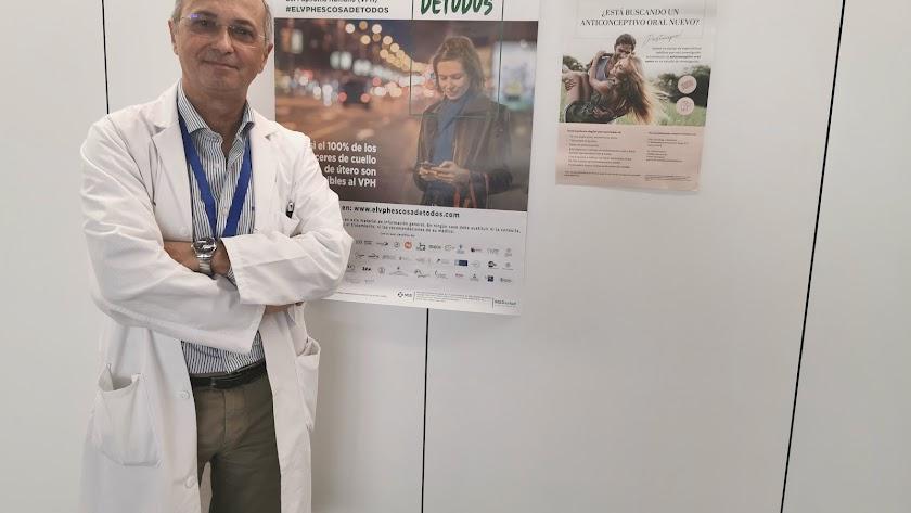 El doctor Gabriel Fiol.