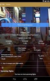 British Airways Screenshot 9