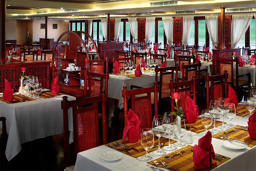 amadara-restaurant.jpg - Enjoy regional specialties and take in the sights from the main restaurant on AmaDara.