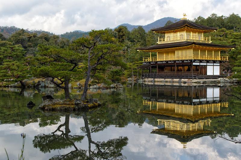 Kinkaku-Ji - Il tempio d'oro di Simone Scarano