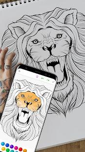 Incolor Boyama Kitabı 2018 Full Mod Hileli Apk Indir Eğlence