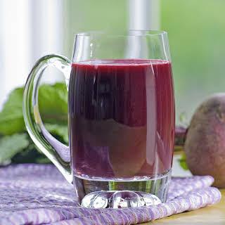 Ginger-Beet Juice.
