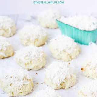 Coconut Scones Recipes.