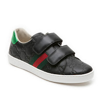 Gucci GG Leather Trainer Junior VTRAINER