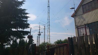 Photo: OK1KSO na Lyse hore u Chomutova