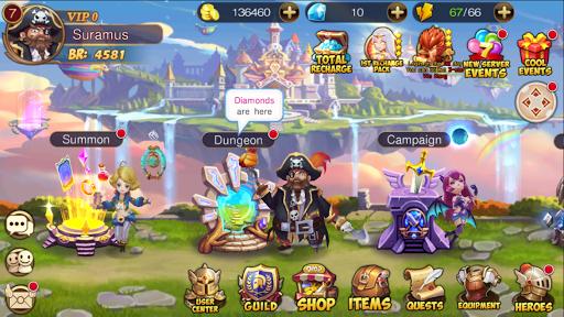 Seven Paladins SEA: 3D RPG x MOBA Game  screenshots 16