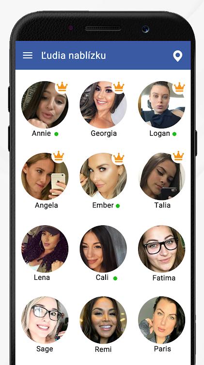Datovania profil, čo hľadáte