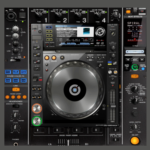 Download DJ Mixer Player Pro Google Play apps - avBMtQGroeDK | mobile9