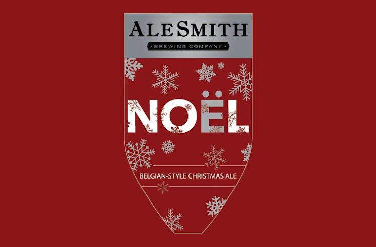 Logo of AleSmith Noël