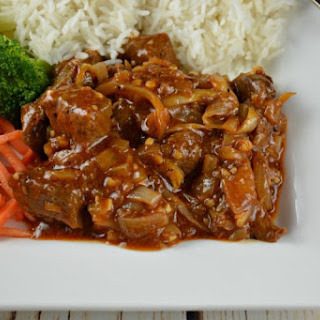 Barbecue Skillet Beef.