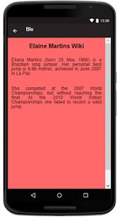 Elaine Martins Songs+Lyrics - náhled