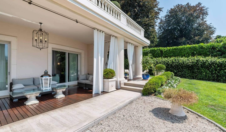 Villa avec jardin et terrasse Biganzolo