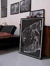 "Photo: ""Empreintes""02 900x600 contrecollage sur alu 01/01 © Olivier Perrot 1998"