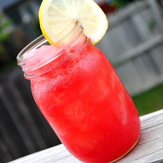 Boozy Watermelon Lemonade Coolers