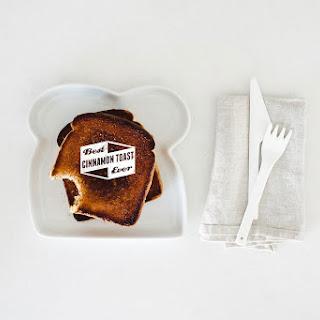 Best Ever Cinnamon Toast.