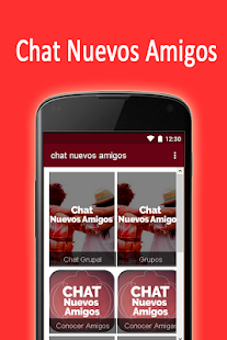 Chat Nuevos Amigos- screenshot thumbnail