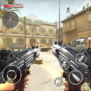 Game Counter Attack Shooting War apk for kindle fire