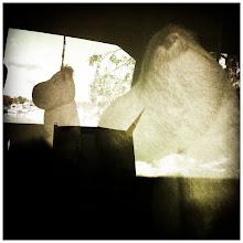 Photo: Hanged Moomin