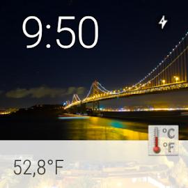 Thermometer (+StatusBar +Wear) Screenshot 19
