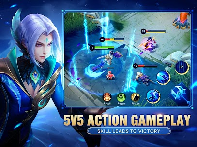 Mobile Legends Mod Apk 1.4.87 [Hack Map + Fully Unlocked] 10