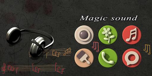 Magic Sound Theme