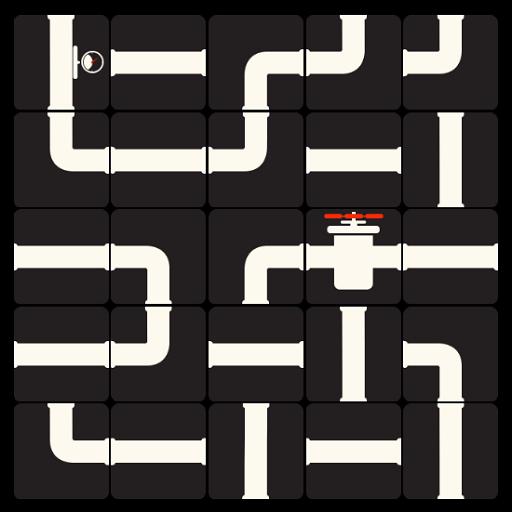 解謎App|パイプのパズル - 2次元配管工ゲーム LOGO-3C達人阿輝的APP