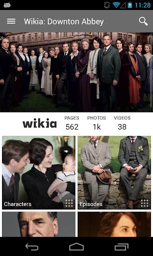 Wikia: Downton Abbey