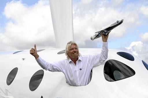 GLOBALE MARKTE: Branson se galaktiese toonhoogte