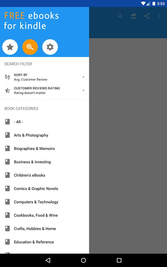 aa big book  e-books to kindle